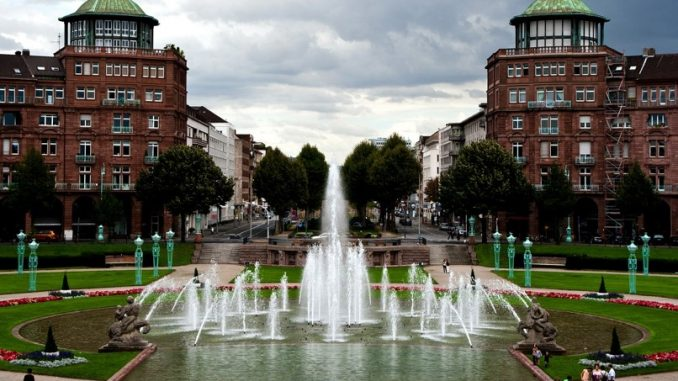 Mannheim gezilecek yerler