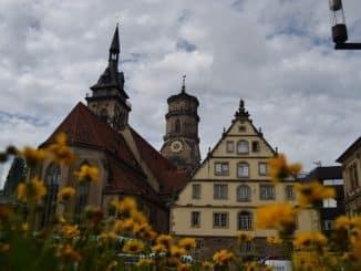 Stuttgart gezilecek yerler