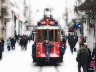 Romanlardaki İstanbul