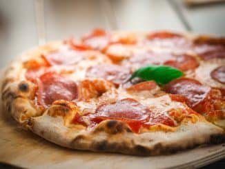 Evde Pratik Pizza Yapımı