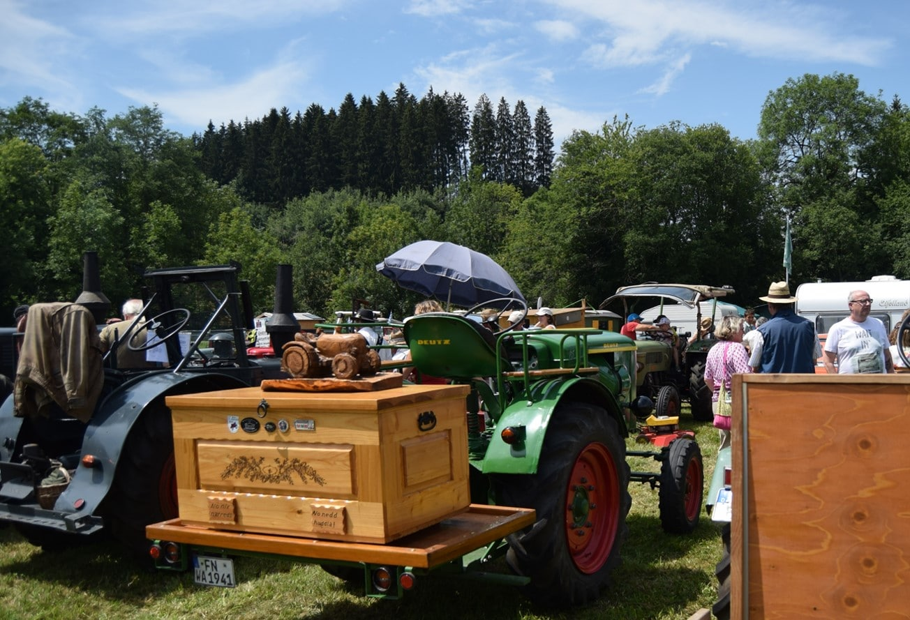 Eski Model Araç Festivali
