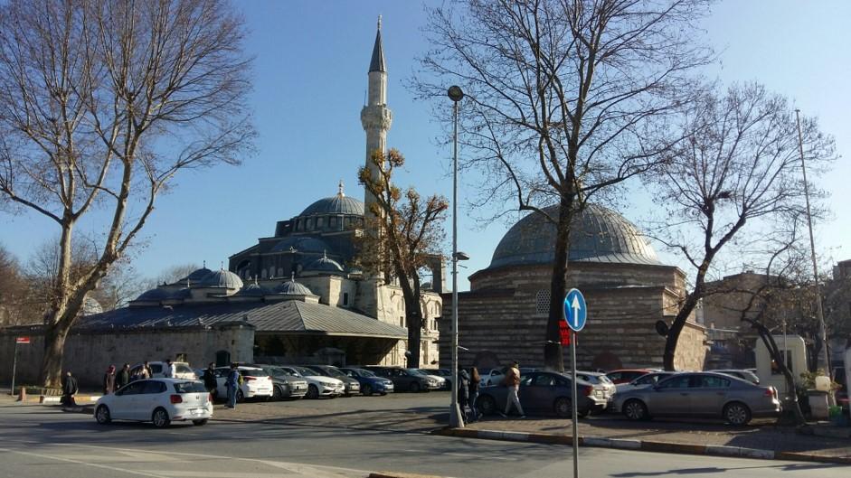 Karaköy gezilecek yerler