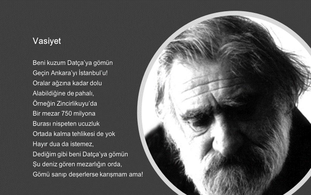 Baba Lakaplı şair Can Yücel Hayat Sorgusu