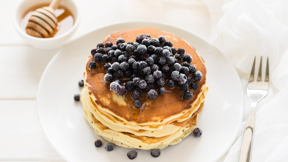 Pancake Tarifi ve Püf Noktaları