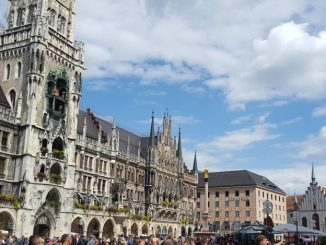 Münih gezilecek yerler
