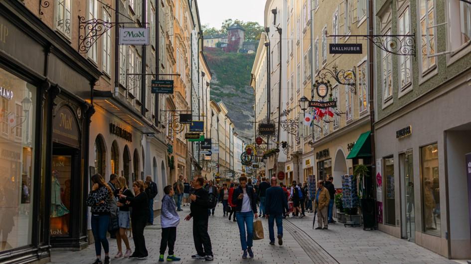 Salzburg Gezi Notları