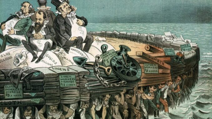 Berci Kristin Çöp Masalları'nda Kapitalizm ve Yozlaşma
